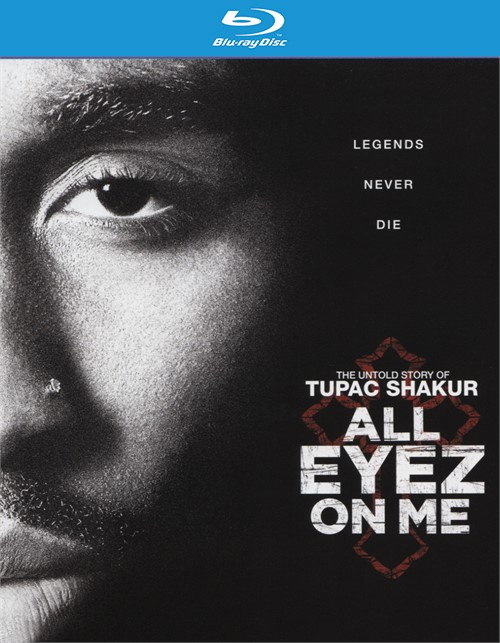 All Eyez On Me (Blu-ray + DVD + Digital HD Combo)