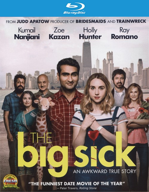 Big Sick, The (Blu-ray + DVD + Digital HD Combo)