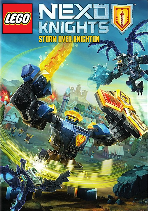 LEGO Nexo Knights: Storm Over Knighton - Season 3
