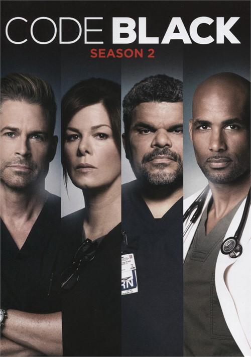 Code Black: The Complete Second Season