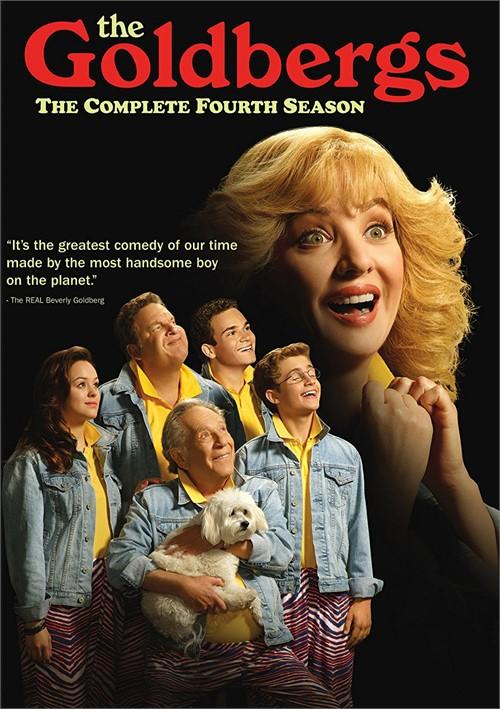 Goldbergs, The: The Complete Fourth Season
