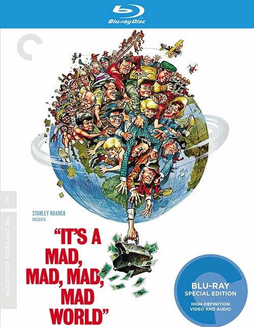 Its a Mad Mad Mad Mad World: The Criterion Collection