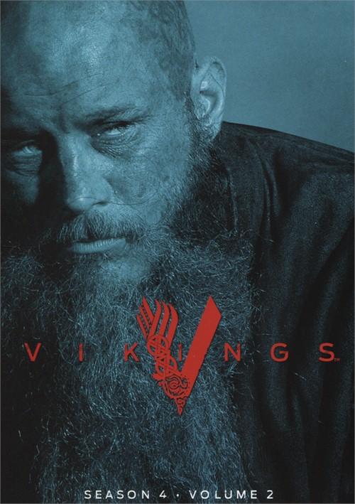 Vikings: The Fourth Season: Volume 2
