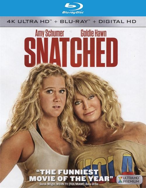 Snatched (4k Ultra HD + Blu-ray + UltraViolet)