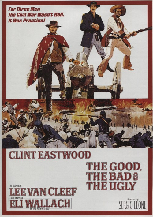 The Good, The Bad and The Ugly: The 50th Anniversary Edition