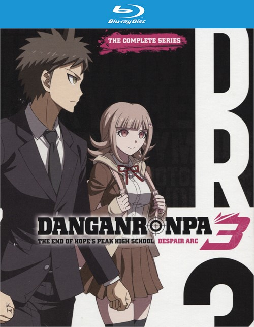 Danganronpa 3: The End Of Hopes Peak High School - Despair Arc
