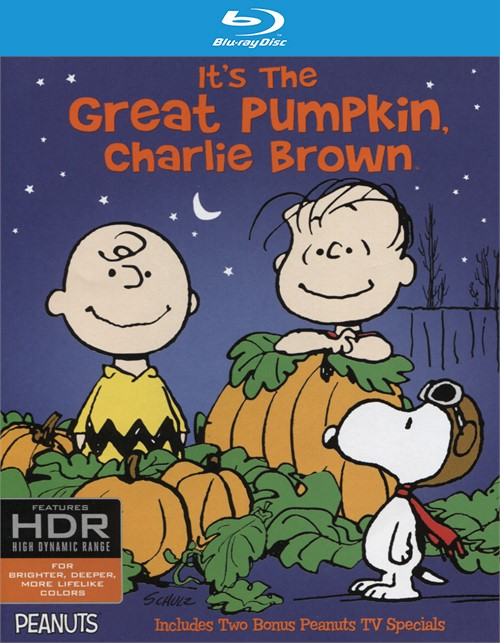 Its the Great Pumpkin, Charlie Brown (4k Ultra HD + Blu-ray + UltraViolet)