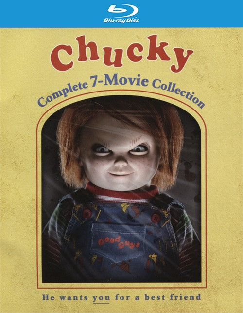 Chucky: The Complete Movie Collection (Seven Movies)