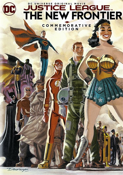 Justice League: New Frontier Commemorative Edition