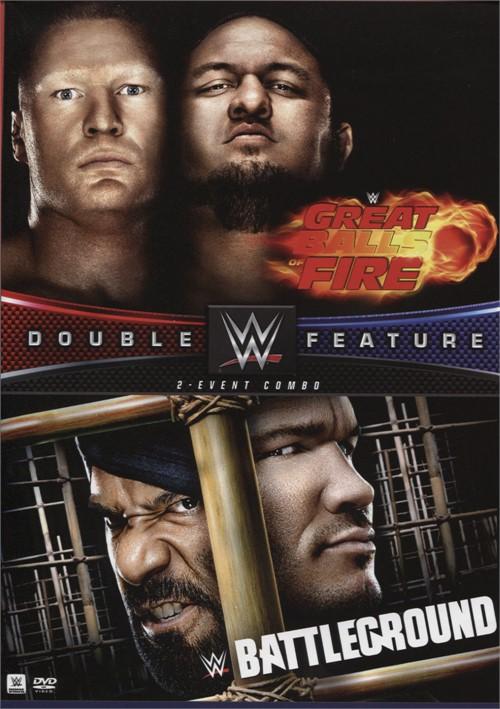 WWE: Double Feature - Great Balls of Fire/Battleground