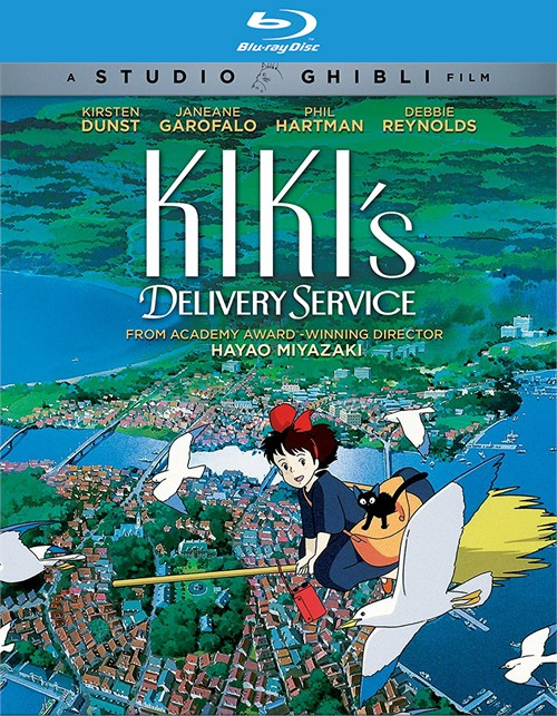Kikis Delivery Service (Blu-ray + DVD Combo)