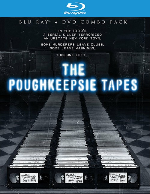 Poughkeepsie Tapes, The (Blu-ray + DVD Combo)