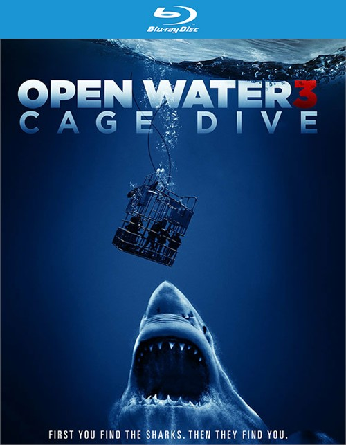 Open Water 3: Cage Dive (Blu-ray + Digital HD)