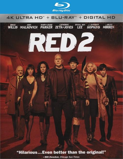 Red 2 (4k Ultra HD + Blu-ray + UltraViolet)