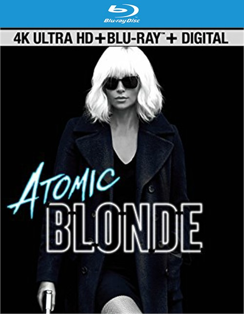 Atomic Blonde (Blu-ray + DVD + Digital HD)