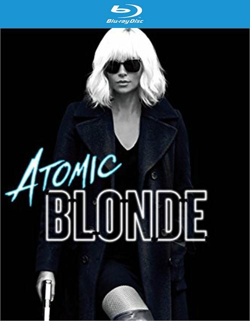Atomic Blonde (4k Ultra HD + Blu-ray + UltraViolet)