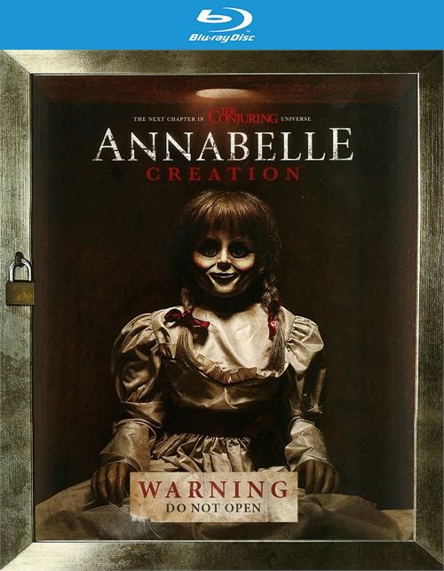 Annabelle: Creation (Blu-ray + DVD + Digital HD Combo)
