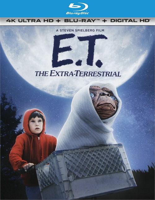 E.T. The Extra-Terrestrial  (4K Ultra HD + Blu-ray + UltraViolet)