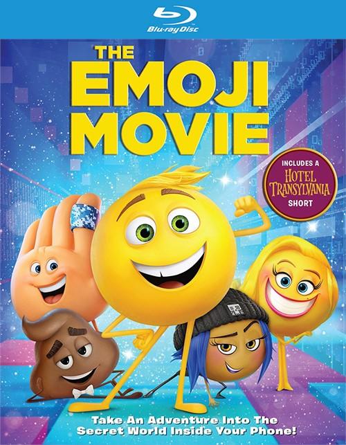 Emoji Movie, The (Blu-ray + Digital HD)