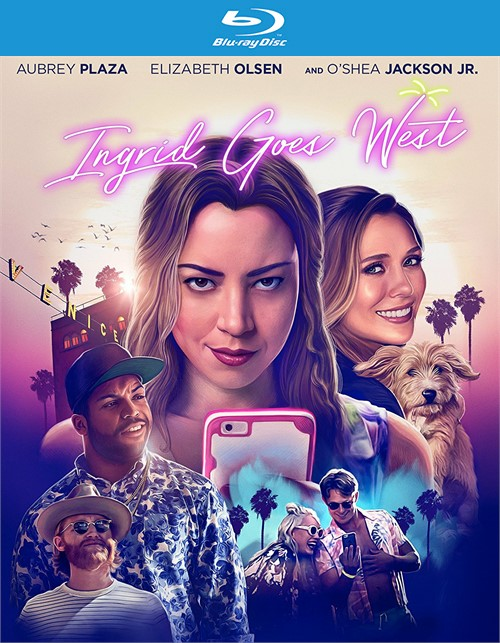 Ingrid Goes West (Blu-ray + Digital HD)