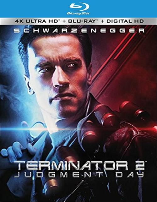 Terminator 2: Judgment Day (4k Ultra HD + Blu-ray + UltraViolet)