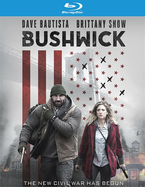 Bushwick (Blu-ray + DVD Combo)