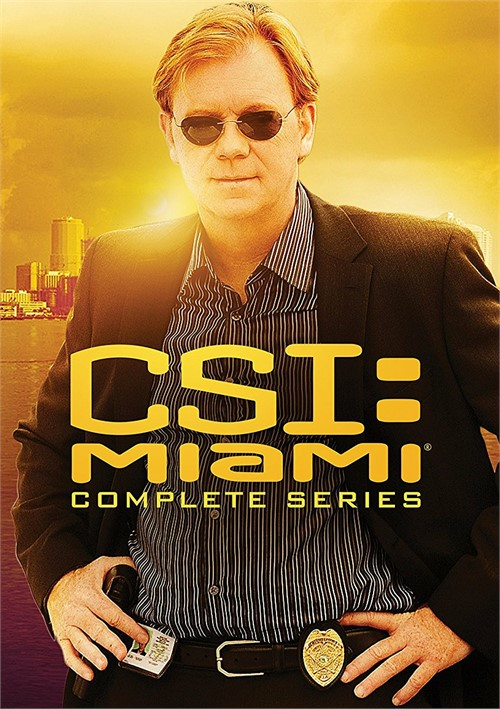 CSI Miami: The Complete Series