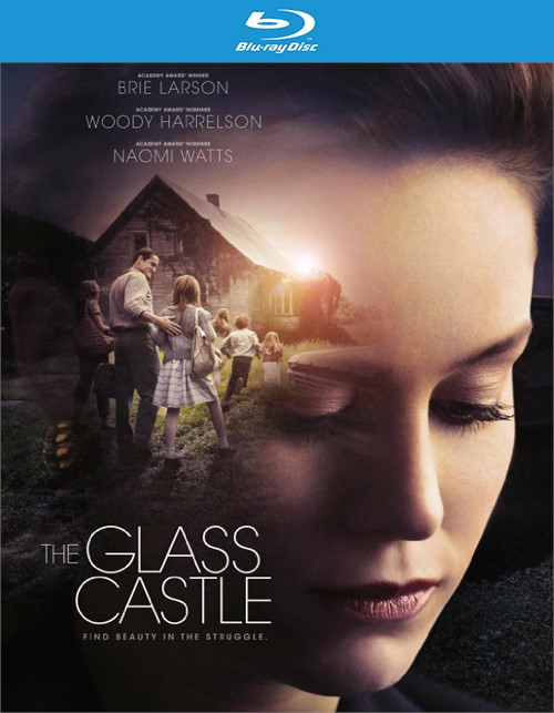Glass Castle, The (Blu-ray + DVD Combo)