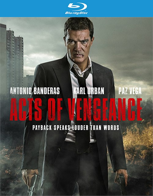 Acts Of Vengeance (Blu-ray + Digital HD)