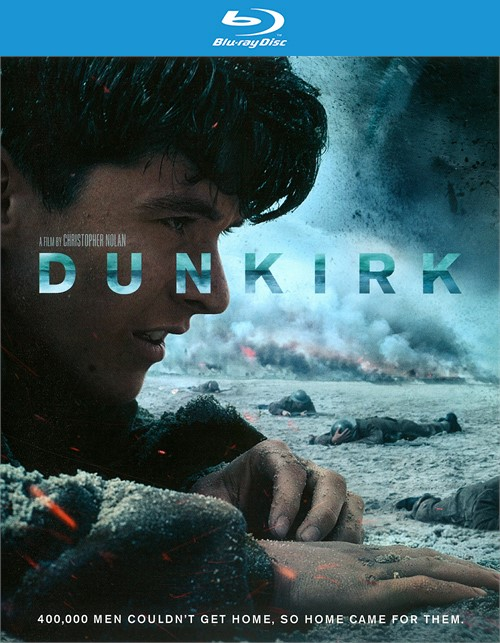 Dunkirk (Blu-ray + DVD + Digital HD)