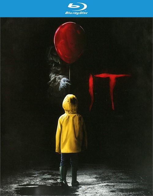 It (Blu-ray + DVD + Digital HD)