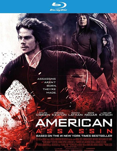 American Assassin (4K Ultra HD + Blu-ray + UltraViolet)