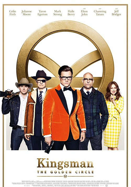 Kingsman: The Golden Circle (DVD + Digital)