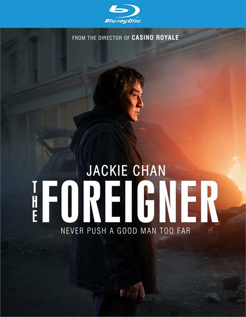 Foreigner, The (Blu-ray + DVD + Digital HD)