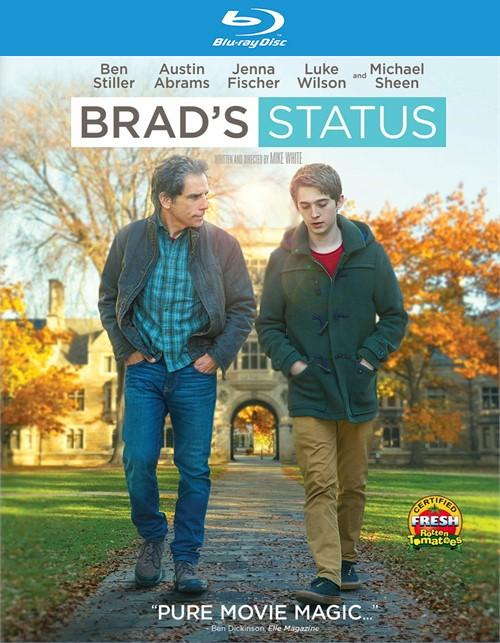 Brads Status (Blu-ray + Digital HD)