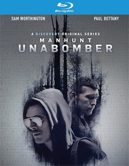 Manhunt: Unabomber (Blu-ray + Digital HD)