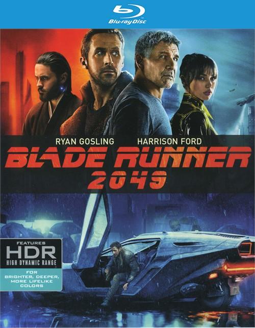Blade Runner 2049 (4k Ultra HD + Blu-ray + UltraViolet)