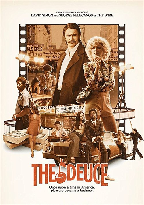 Deuce, The: The Complete First Season
