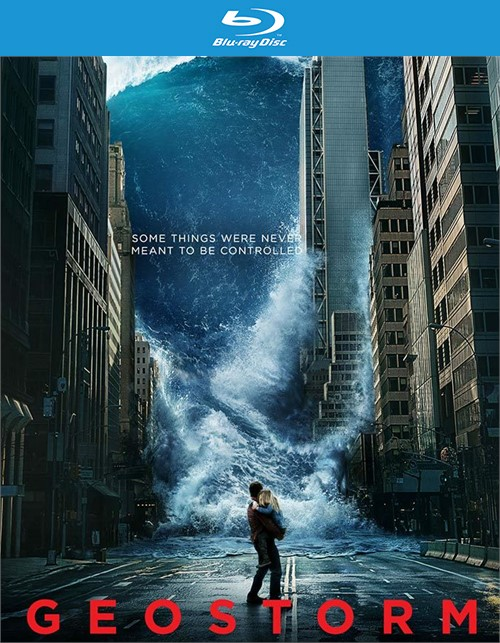 Geostorm (Blu-ray 3D + Blu-ray + DVD + Digital Copy)