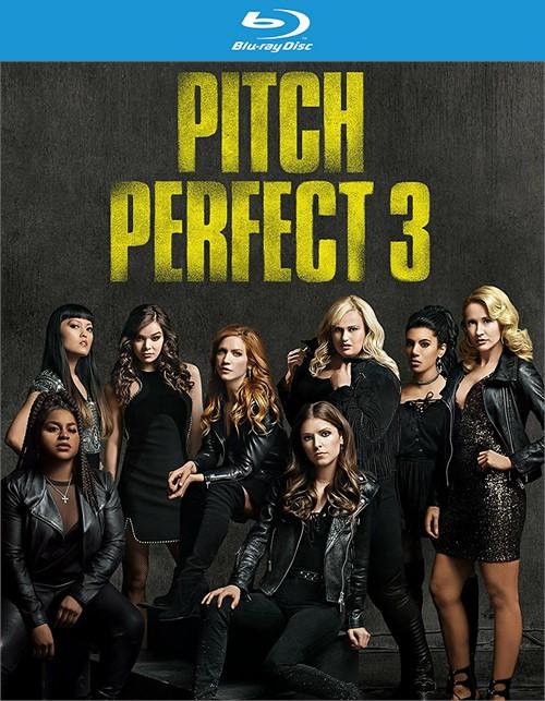 Pitch Perfect 3 (4k Ultra HD + Blu-ray + UltraViolet)