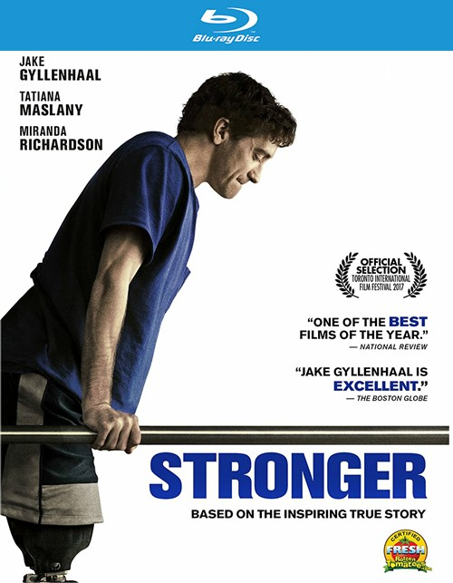 Stronger (Blu-ray + Digital HD)