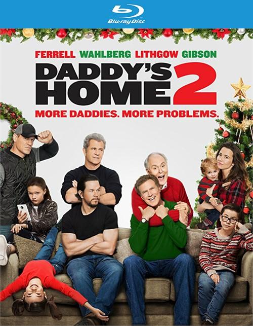 Daddys Home 2 (Blu-ray + DVD + Digital HD)