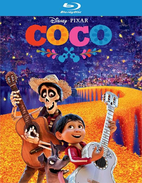 COCO (4k Ultra HD + Blu-ray + UltraViolet)