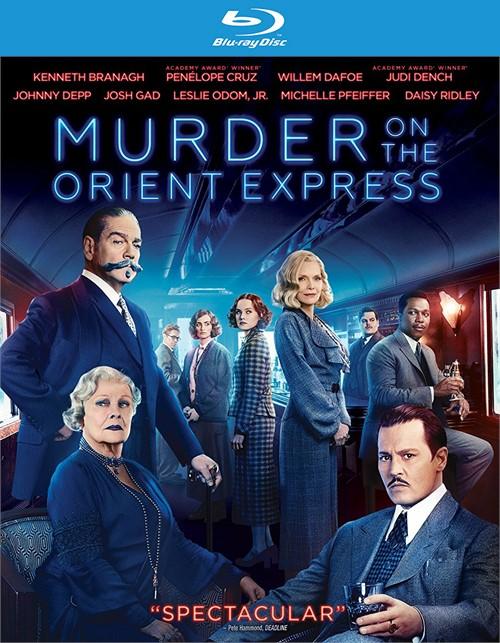 Murder on the Orient Express (Blu-ray + DVD + Digital HD)