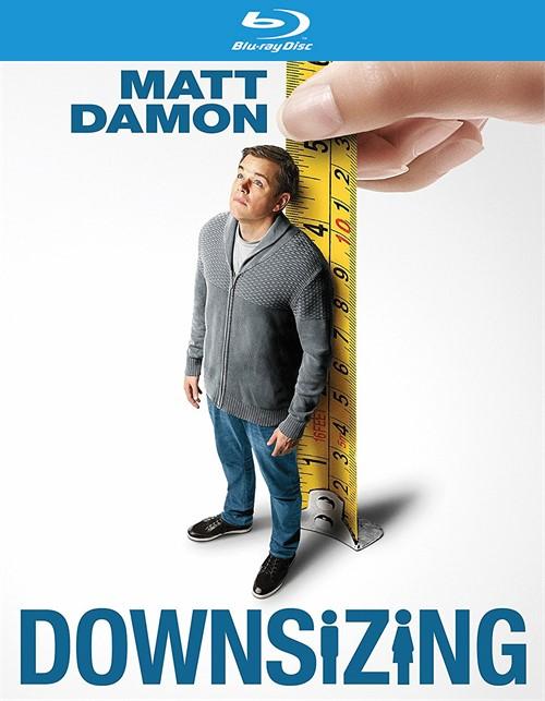 Downsizing (Blu-ray + DVD + Digital HD)
