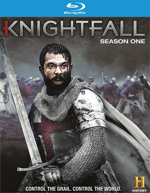 Knightfall: The Complete First Season (Blu-ray + Digital HD)