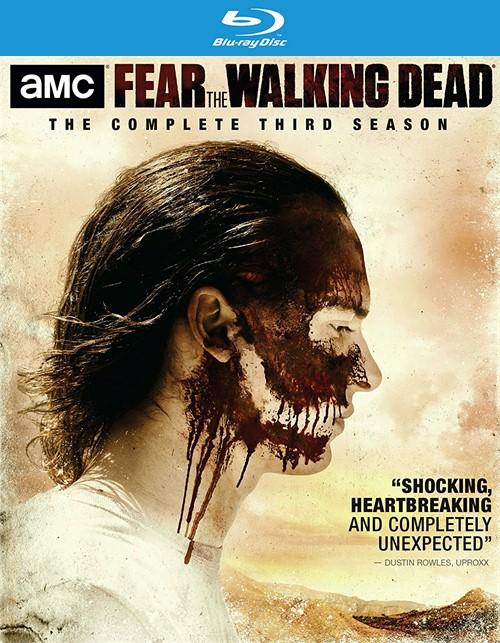 Fear the Walking Dead: The Complete Third Season (Blu-ray + Digital HD)