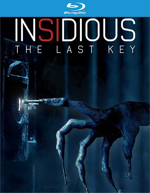 Insidious: The Last Key (Blu-ray + Digital HD)