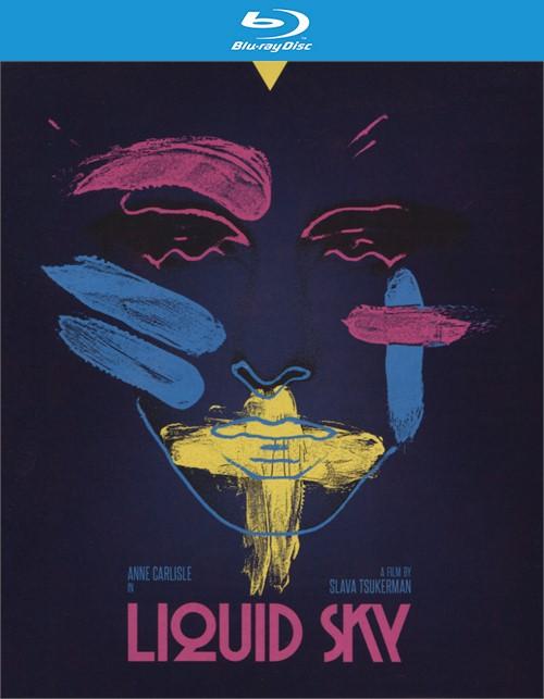 Liquid Sky (Blu-ray + DVD Combo)