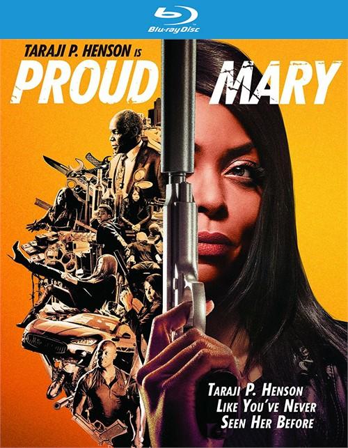 Proud Mary (4k Ultra HD + Blu-ray + UltraViolet)